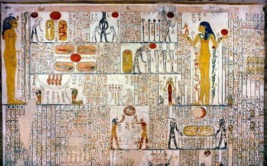 كتاب البوابات الفرعوني