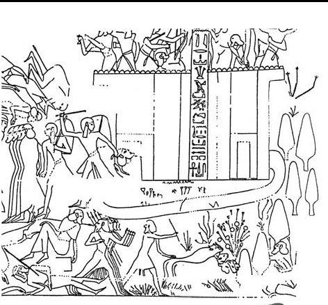 paris ägyptische säule