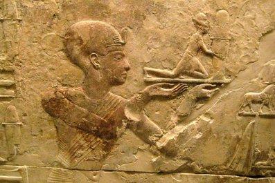 Ramses sprach zu seiner tochter isis - tentmujlpatsking